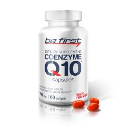 Коэнзим Q10 Coenzyme Q10 Be First (60 капсул)