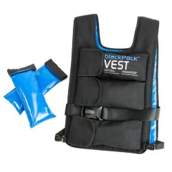 Жилет-утяжелитель blackPack Vest 24,6 кг