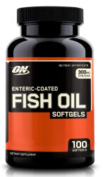 Жирные кислоты Optimum Nutrition Fish Oil (100/200 caps)