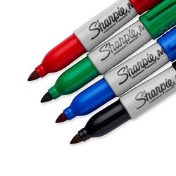 Маркер Sharpie Mini 72 X Mixed Colours (GA074C) Masters Golf