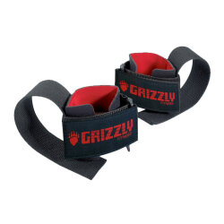 Ремни для тяги Grizzly Fitness Padded Lifting Strap пара (8614-04)