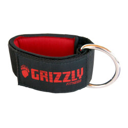 Ремень на лодыжку Grizzly Fitness Ankle Cuff Strap (8612-04)